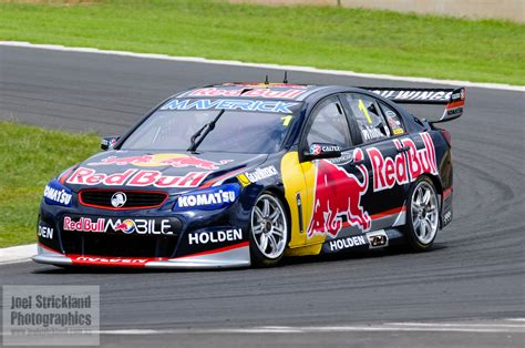 V8 Supercars Test Day Jamie Whincup