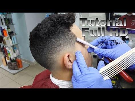 medium fade afeitado tutorialdegradadopaso  pasofull hd youtube