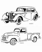 Truck Ford Drawing Dodge Coloring Chevy Trucks Cars Classic Cummins Pages Drawings C10 Clipart Foose Chip Silhouette Chevrolet Getdrawings Camaro sketch template