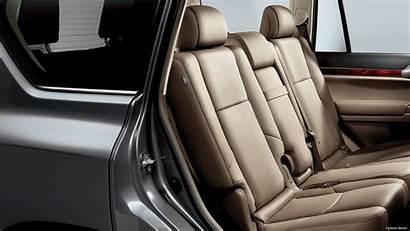 Lexus Gx Interior 460 Seat Covers Detailing
