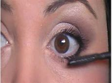Maquillaje correctivo ojos redondos YouTube