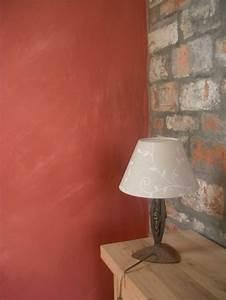 Peinture A La Chaux Interieur : peinture la chaux pour d corer votre int rieur ~ Dailycaller-alerts.com Idées de Décoration