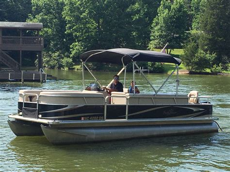 Smoker Craft Pontoon by Smoker Craft Pontoon Boats For Sale Boats