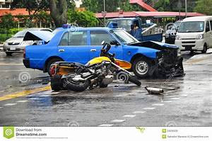 Fatal Road Accident Royalty Free Stock Photo - Image: 24235335
