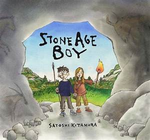 Children's Books - Reviews - Stone Age Boy | BfK No. 169