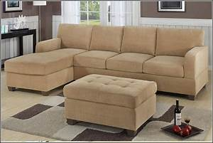20 collection of sectional with ottoman and chaise sofa for Small sectional sofas with chaise lounge
