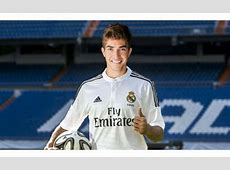 Video Real Madrid Unveil New Signing Lucas Silva To