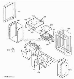 Ge Az75h18dacm1 Parts List And Diagram   Ereplacementparts Com