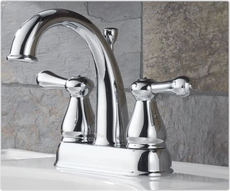 delta faucet 2575lf mpu leland two handle centerset