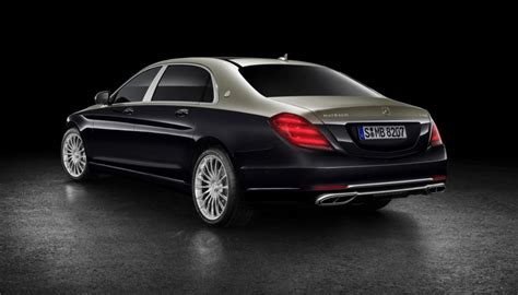 2019 Mercedesmaybach Sclass Gets A Refresh  The Torque