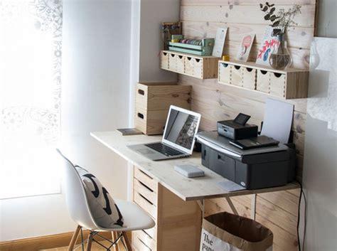 bureau de caisse rangement documents maison bureau diy cratif en bois