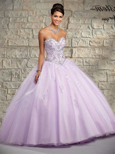 quinceanera dresses light purple quinceanera dress purple and silver gossip style