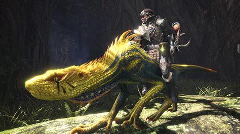 raider ride explained  monster hunter world iceborne