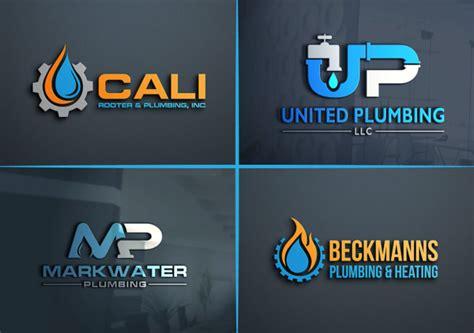 design plumbing heating air conditioning  oil gas logo