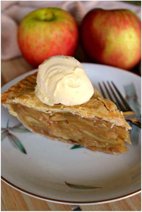 Easy Homemade Apple Pie   FaveSouthernRecipes.com