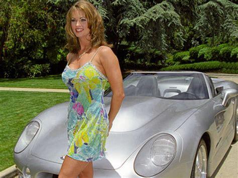 playboy playmate   year cars offbeat drivespark