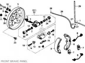 similiar honda fourtrax 300 brake diagram keywords 1988 honda fourtrax 300 brake diagram
