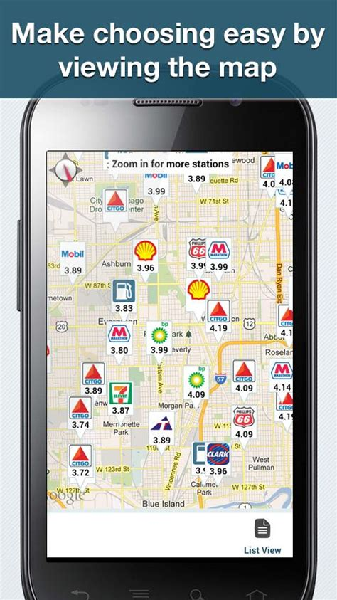 gasbuddy app android gasbuddy find cheap gas android apps on play