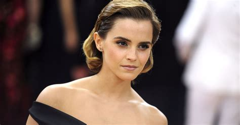 Emma Watson Really Wishes She Could Vote The Elections