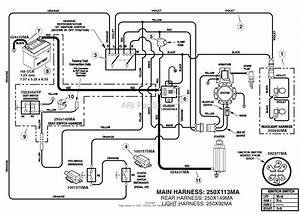 Husqvarna Zero Turn Drive Belt Diagram
