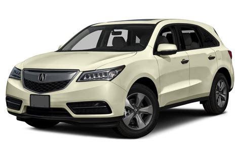 Acura Mdx Value by 2016 Acura Mdx 3 5l 4dr Front Wheel Drive Trade In And