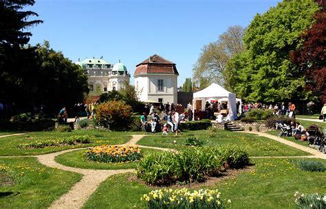 Botanischer Garten  Vienna Würstelstand