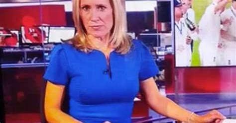 Bbc News At Ten Bosses Investigating After Naked Woman