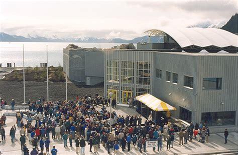 history alaska sealife center
