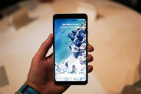 pixel 2 and pixel 2 xl look and tour droid