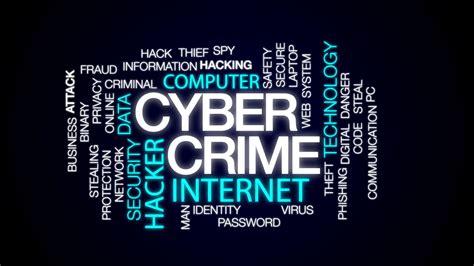 cyber crime information  communication technologies
