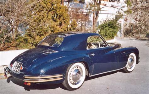 1948 Alfa Romeo 6c 2500 Ss Berlinetta Touring