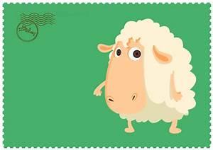 Yislamoo Eid Sheep ecard