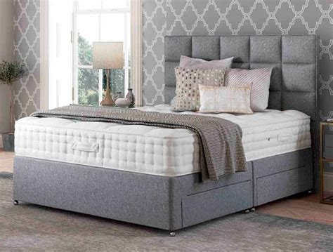 Reylon Bed by Relyon Balmoral 2000 Pocketed Divan Bed Buy
