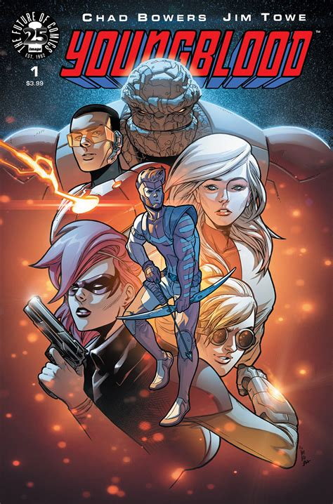 Youngblood Vol 5 1  Image Comics Database  Fandom Powered By Wikia