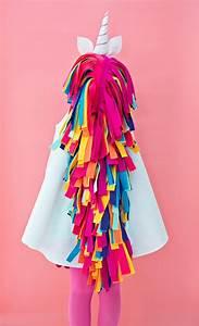 tutorial no sew rainbow unicorn costume sewing