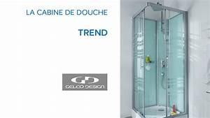 Cabine De Douche 170x80 : cabine de douche trend gelco 565790 castorama youtube ~ Edinachiropracticcenter.com Idées de Décoration