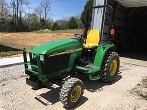 John Deere 4210 4310 4410 Compact Tractor Service Repair