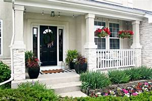 How, To, Decorate, A, Small, Front, Porch