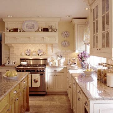 French Country Kitchen  Traditional  Kitchen Portland