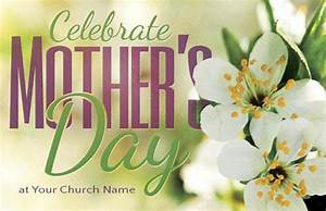 Celebrate Mother's Day Postcard - Church Postcards ...