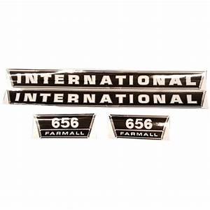 584 International Tractor Parts