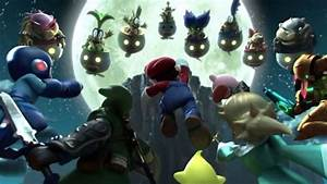Mega Man, Link, Mario, Rosalina & Luma, Kirby & Samus vs ...