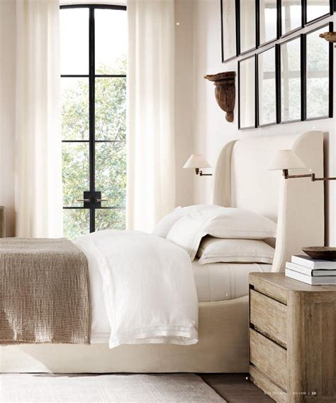 Restoration Hardware Bedroom by Best 25 Restoration Hardware Bedroom Ideas On