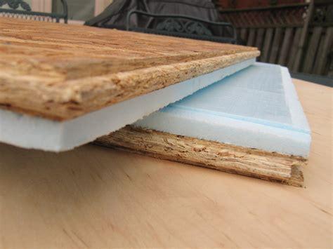 Modular Barricade Insulated Subfloor Tiles   Contemporary