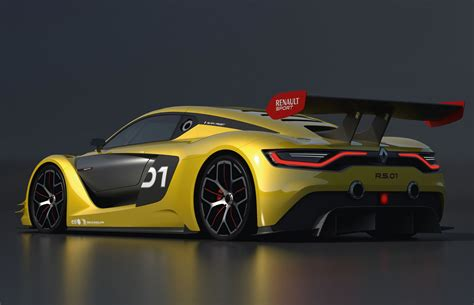 2015 Renault Renaultsport Rs 01 Race Car Photos, Specs