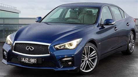 infiniti  red sport  review snapshot carsguide