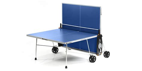 table ping pong cornilleau sport 100 s crossover exterieur outdoor loisir