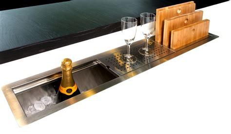 kitchen sink with cutting board reginox manhattan sink cutting board set r1625 kitchen