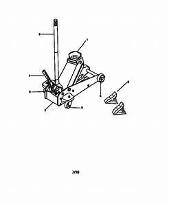 Craftsman Service Jack Parts