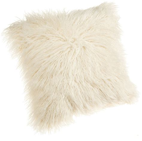 faux fur decorative pillows 40 of the best throw pillows to buy in 2017
